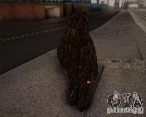Скин снайпера из Arma 2 для GTA San Andreas второй скриншот