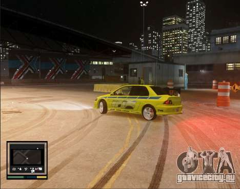 Map V Style для GTA 4