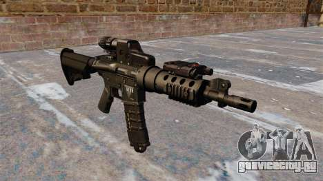 Автоматический тактический карабин M4 для GTA 4
