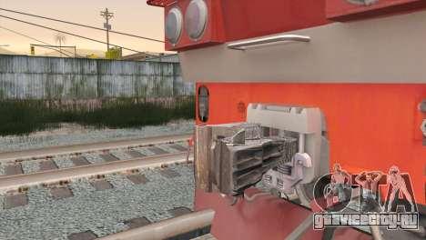 ЭП200-0001 для GTA San Andreas вид справа