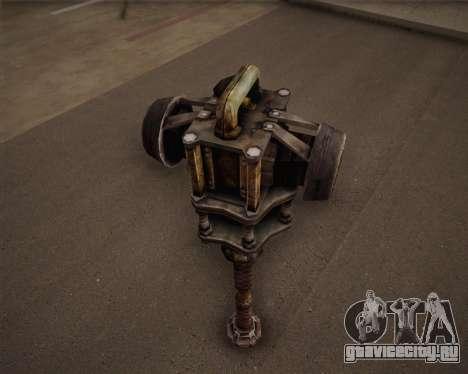 Бита мутантов из Fallout 3 для GTA San Andreas третий скриншот