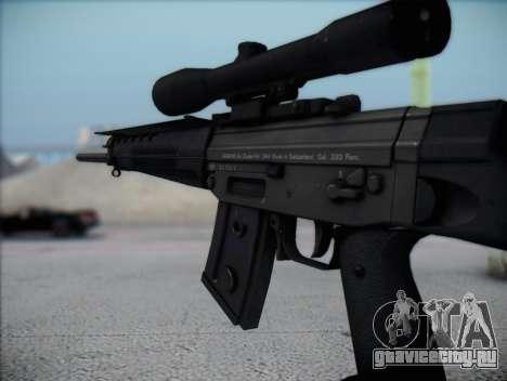 Снайперская Винтовка HD для GTA San Andreas четвёртый скриншот