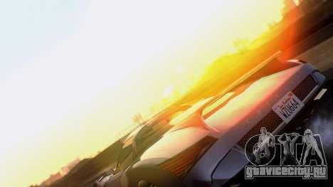 ENBSeries By AVATAR v3 для GTA San Andreas третий скриншот
