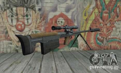 КВСК для GTA San Andreas второй скриншот