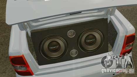 ВАЗ-2170 Formula для GTA 4 вид сбоку