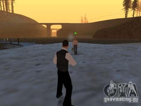 Миф про рыбака для GTA San Andreas четвёртый скриншот