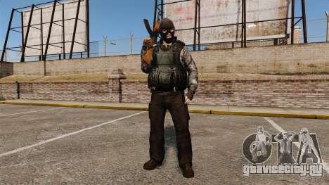 Экипировка террориста для GTA 4
