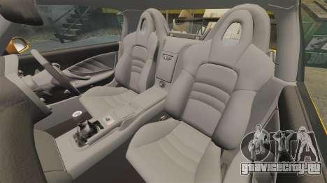 Honda S2000 (AP1) для GTA 4 вид сбоку