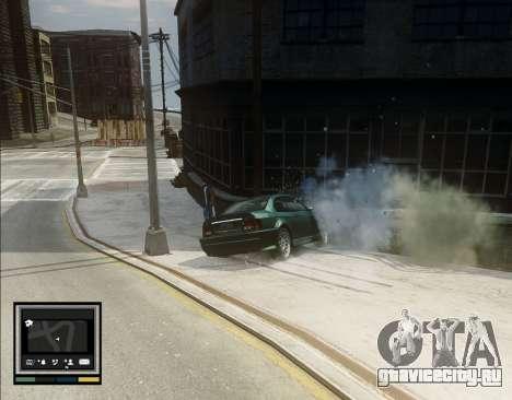 Map V Style для GTA 4 третий скриншот