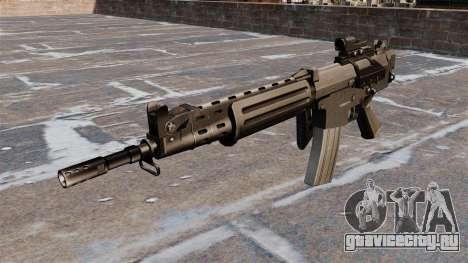 Автомат FN FNC для GTA 4