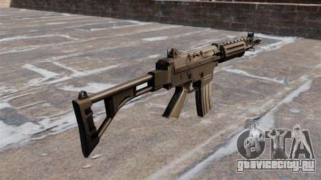 Автомат FN FNC для GTA 4 второй скриншот