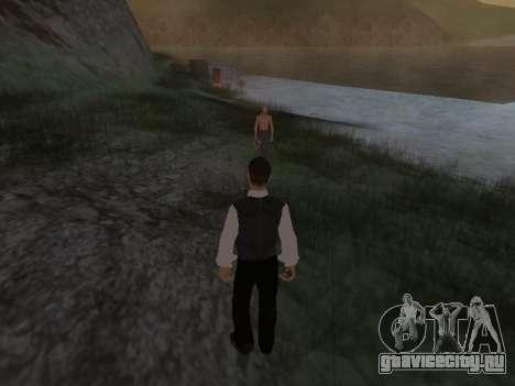 Миф про рыбака для GTA San Andreas шестой скриншот