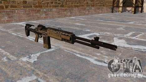 Автоматическая винтовка Mk 14 EBR для GTA 4