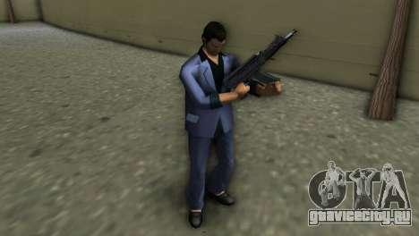 Малогабаритный Автомат Драгунова (МА) для GTA Vice City второй скриншот