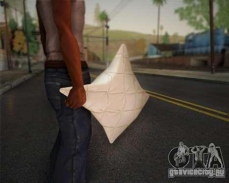 Подушка для GTA San Andreas третий скриншот