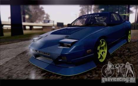 Nissan 240sx drift для GTA San Andreas вид сбоку