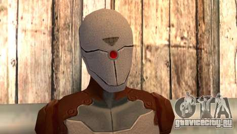 Грей Фокс для GTA San Andreas третий скриншот
