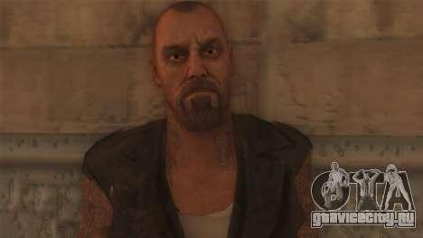 Байкер v2 для GTA San Andreas третий скриншот