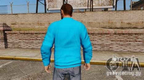 Свитер -Bench- для GTA 4 второй скриншот