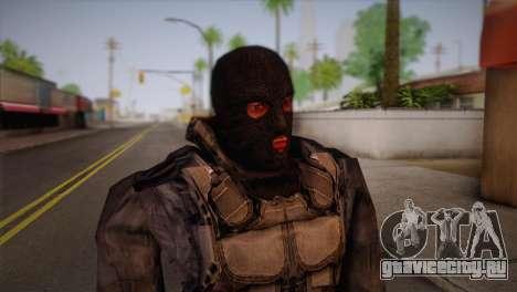 Наемник из S.T.A.L.K.E.R для GTA San Andreas третий скриншот