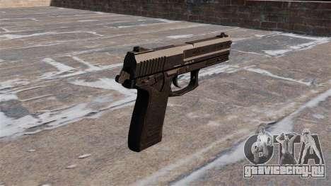 Пистолет HK USP для GTA 4 второй скриншот