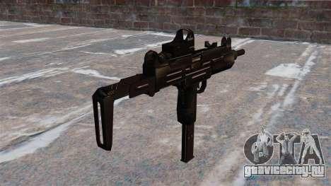 Пистолет-пулемёт Uzi Tactical для GTA 4