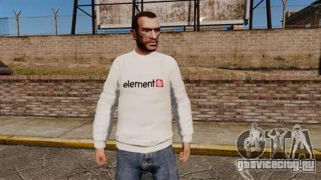 Свитер -Element- для GTA 4