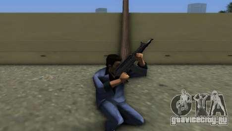 Малогабаритный Автомат Драгунова (МА) для GTA Vice City пятый скриншот