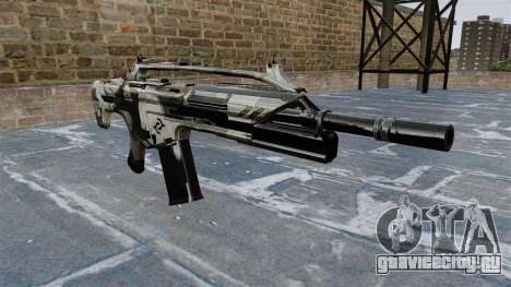Автомат Crysis 2 для GTA 4