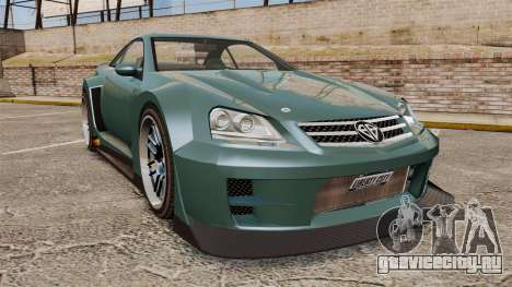 GTA V Benefactor Feltzer для GTA 4