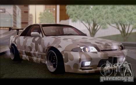 Nissan Skyline GTS Drift Spec для GTA San Andreas