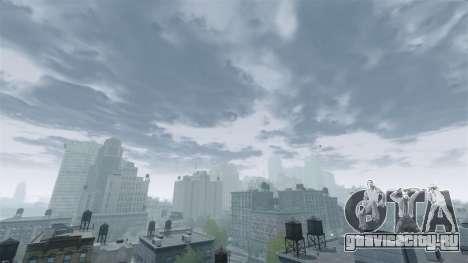 Погода Калифорнии для GTA 4 второй скриншот