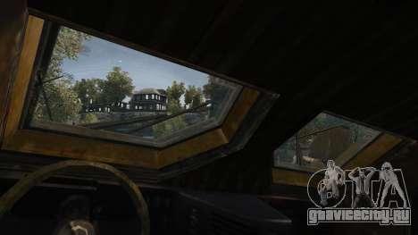 Oshkosh M-ATV для GTA 4 вид снизу