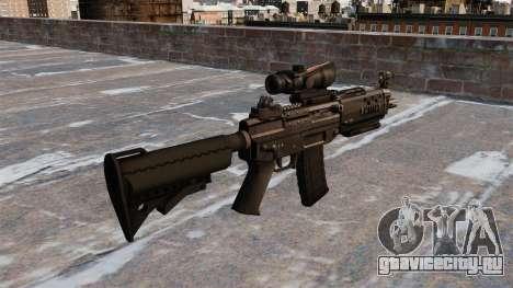 Штурмовая винтовка SIG 552 для GTA 4 второй скриншот