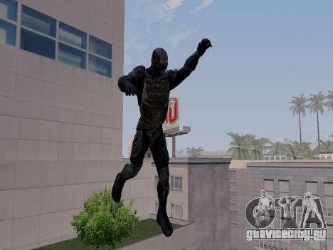 Корейский Нано-Костюм из Crysis для GTA San Andreas четвёртый скриншот