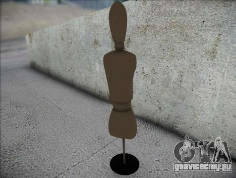 Манекен для GTA San Andreas