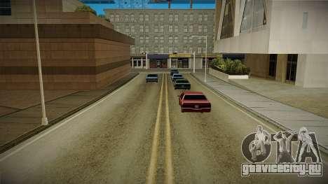 GTA HD Mod 3.0 для GTA San Andreas третий скриншот