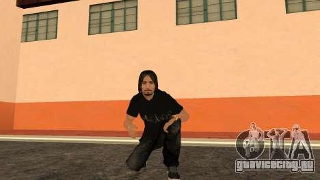 Качественный Скин STAFF для GTA San Andreas седьмой скриншот