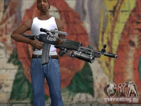 AK-47 из S.T.A.L.K.E.R. для GTA San Andreas третий скриншот