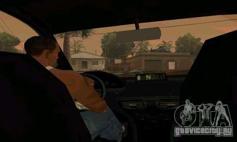 Presidente из GTA IV для GTA San Andreas вид справа