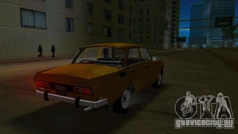 АЗЛК 2140 для GTA Vice City вид слева