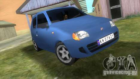 Fiat Seicento для GTA Vice City