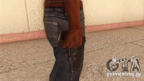 Beretta 92 FS для GTA San Andreas третий скриншот