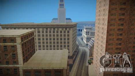 GTA HD Mod 3.0 для GTA San Andreas седьмой скриншот