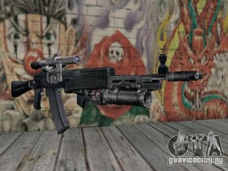 AK-47 из S.T.A.L.K.E.R. для GTA San Andreas