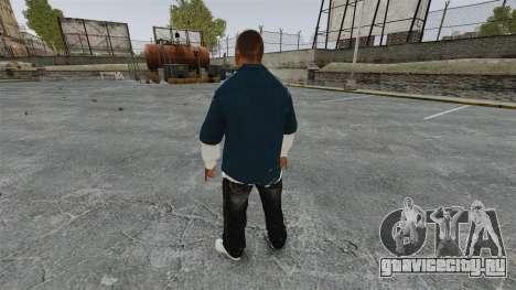 Франклин Клинтон для GTA 4 второй скриншот