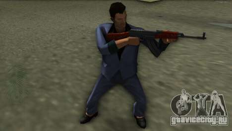 Vz-58 для GTA Vice City четвёртый скриншот
