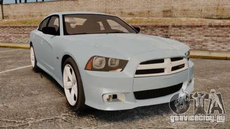 Dodge Charger 2012 для GTA 4