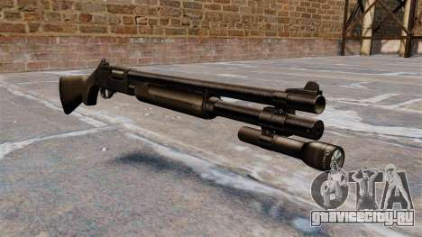 Помповое ружьё Remington 870 Wingmaster для GTA 4