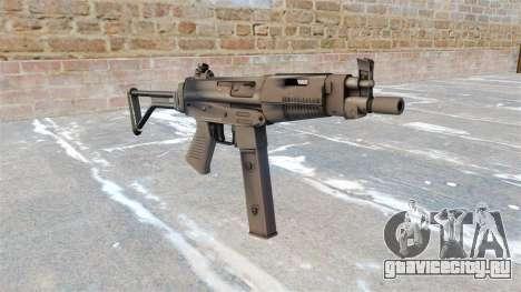Пистолет-пулемёт Taurus MT-40 для GTA 4